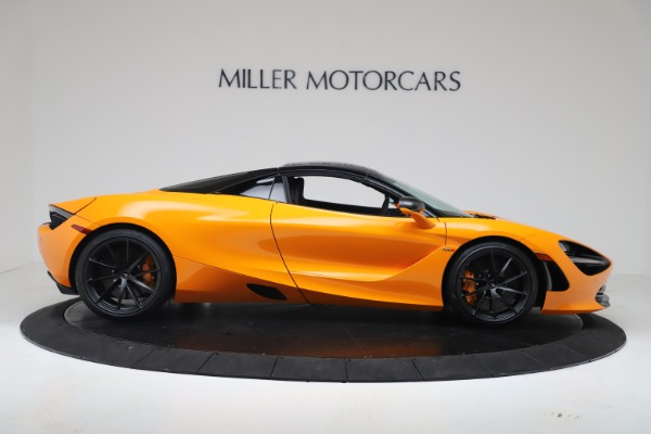 New 2020 McLaren 720S Spider Convertible for sale $374,440 at Maserati of Greenwich in Greenwich CT 06830 18