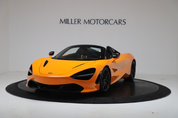 New 2020 McLaren 720S Spider Convertible for sale $374,440 at Maserati of Greenwich in Greenwich CT 06830 2