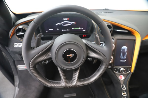 New 2020 McLaren 720S Spider Convertible for sale $374,440 at Maserati of Greenwich in Greenwich CT 06830 24