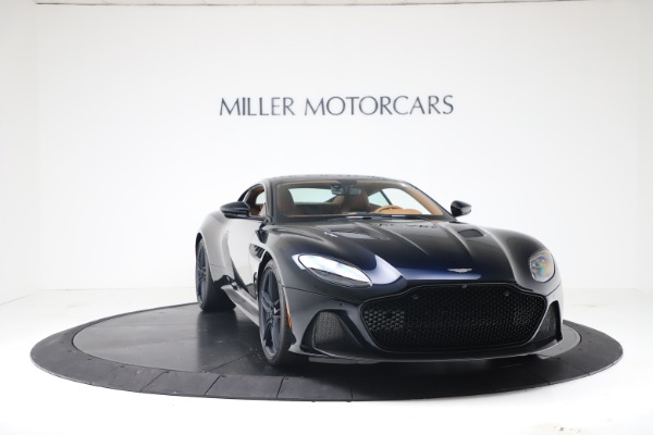 New 2020 Aston Martin DBS Superleggera Coupe for sale $371,006 at Maserati of Greenwich in Greenwich CT 06830 11