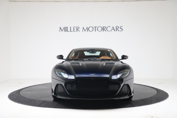 New 2020 Aston Martin DBS Superleggera Coupe for sale $371,006 at Maserati of Greenwich in Greenwich CT 06830 12