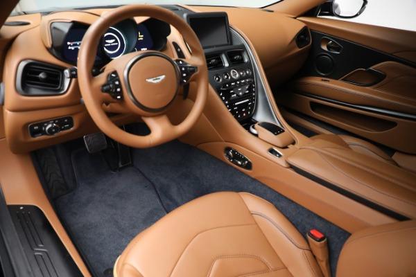 New 2020 Aston Martin DBS Superleggera Coupe for sale $371,006 at Maserati of Greenwich in Greenwich CT 06830 13