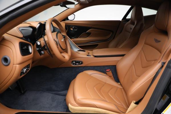 New 2020 Aston Martin DBS Superleggera Coupe for sale $371,006 at Maserati of Greenwich in Greenwich CT 06830 14