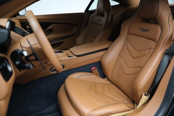 New 2020 Aston Martin DBS Superleggera Coupe for sale $371,006 at Maserati of Greenwich in Greenwich CT 06830 15