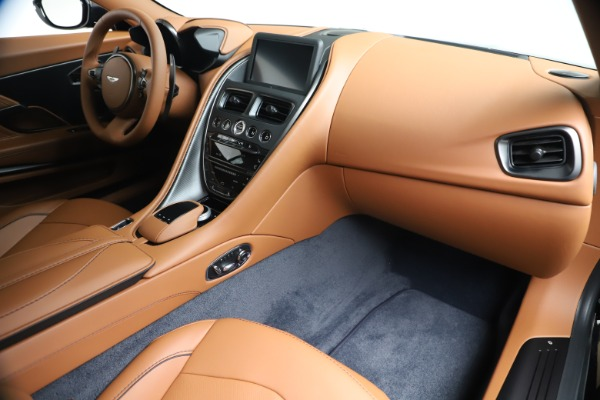 New 2020 Aston Martin DBS Superleggera Coupe for sale $371,006 at Maserati of Greenwich in Greenwich CT 06830 18