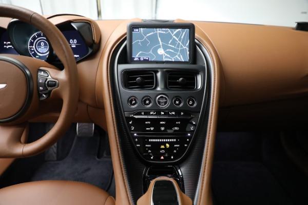 New 2020 Aston Martin DBS Superleggera Coupe for sale $371,006 at Maserati of Greenwich in Greenwich CT 06830 19