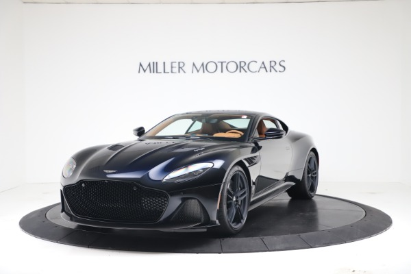 New 2020 Aston Martin DBS Superleggera Coupe for sale $371,006 at Maserati of Greenwich in Greenwich CT 06830 2