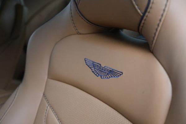New 2020 Aston Martin DBS Superleggera Coupe for sale $371,006 at Maserati of Greenwich in Greenwich CT 06830 20
