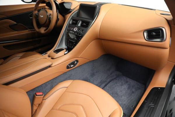 New 2020 Aston Martin DBS Superleggera Coupe for sale $371,006 at Maserati of Greenwich in Greenwich CT 06830 26