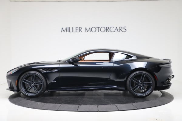 New 2020 Aston Martin DBS Superleggera Coupe for sale $371,006 at Maserati of Greenwich in Greenwich CT 06830 3