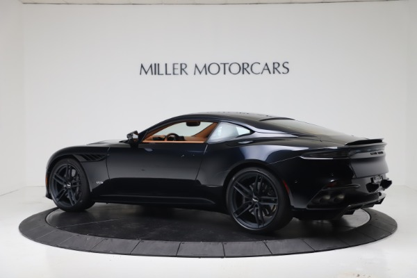 New 2020 Aston Martin DBS Superleggera Coupe for sale $371,006 at Maserati of Greenwich in Greenwich CT 06830 4