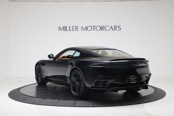 New 2020 Aston Martin DBS Superleggera Coupe for sale $371,006 at Maserati of Greenwich in Greenwich CT 06830 5