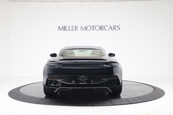 New 2020 Aston Martin DBS Superleggera Coupe for sale $371,006 at Maserati of Greenwich in Greenwich CT 06830 6