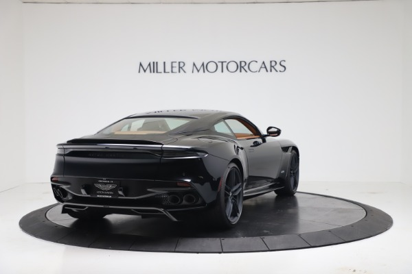 New 2020 Aston Martin DBS Superleggera Coupe for sale $371,006 at Maserati of Greenwich in Greenwich CT 06830 7