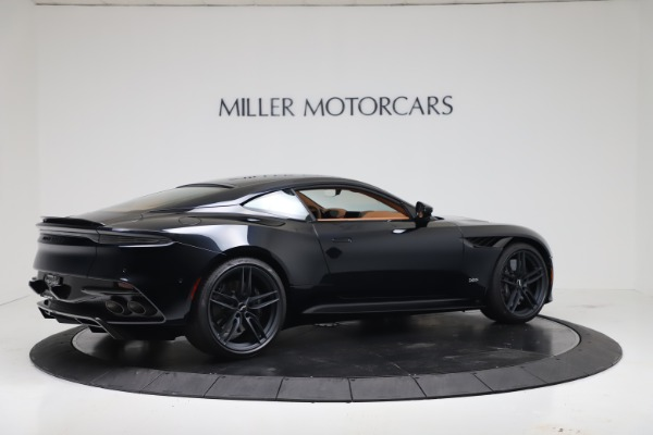 New 2020 Aston Martin DBS Superleggera Coupe for sale $371,006 at Maserati of Greenwich in Greenwich CT 06830 8