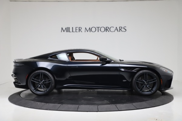 New 2020 Aston Martin DBS Superleggera Coupe for sale $371,006 at Maserati of Greenwich in Greenwich CT 06830 9