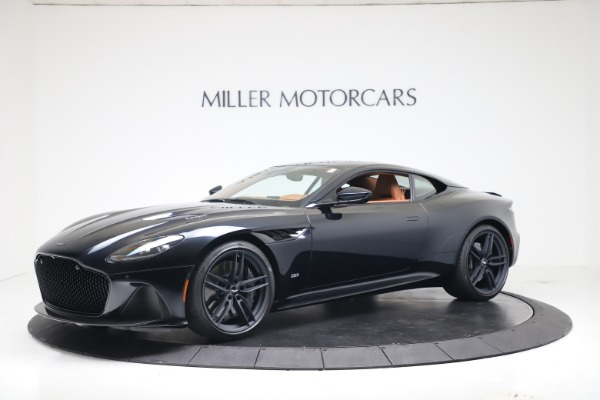 New 2020 Aston Martin DBS Superleggera Coupe for sale $371,006 at Maserati of Greenwich in Greenwich CT 06830 1
