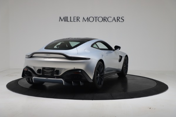 New 2020 Aston Martin Vantage Coupe for sale Sold at Maserati of Greenwich in Greenwich CT 06830 15