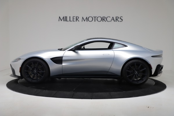 New 2020 Aston Martin Vantage Coupe for sale Sold at Maserati of Greenwich in Greenwich CT 06830 24