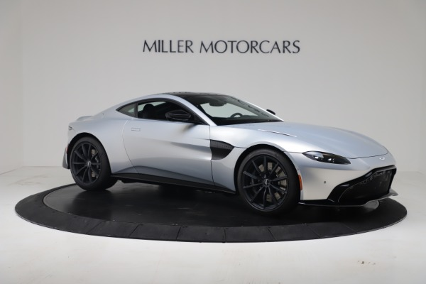 New 2020 Aston Martin Vantage Coupe for sale Sold at Maserati of Greenwich in Greenwich CT 06830 9