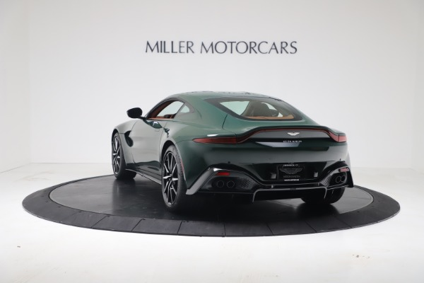 New 2020 Aston Martin Vantage Coupe for sale Sold at Maserati of Greenwich in Greenwich CT 06830 10