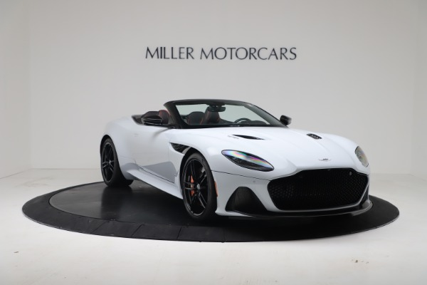 New 2020 Aston Martin DBS Superleggera Volante Convertible for sale Sold at Maserati of Greenwich in Greenwich CT 06830 10