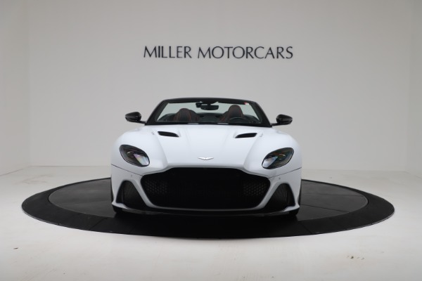 New 2020 Aston Martin DBS Superleggera Volante Convertible for sale Sold at Maserati of Greenwich in Greenwich CT 06830 11