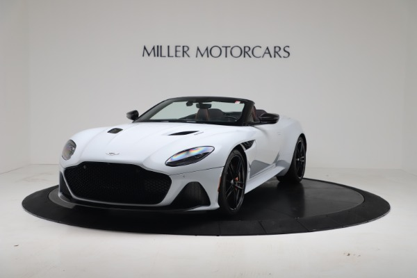 New 2020 Aston Martin DBS Superleggera Volante Convertible for sale Sold at Maserati of Greenwich in Greenwich CT 06830 12
