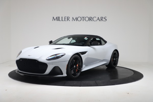 New 2020 Aston Martin DBS Superleggera Volante Convertible for sale Sold at Maserati of Greenwich in Greenwich CT 06830 13