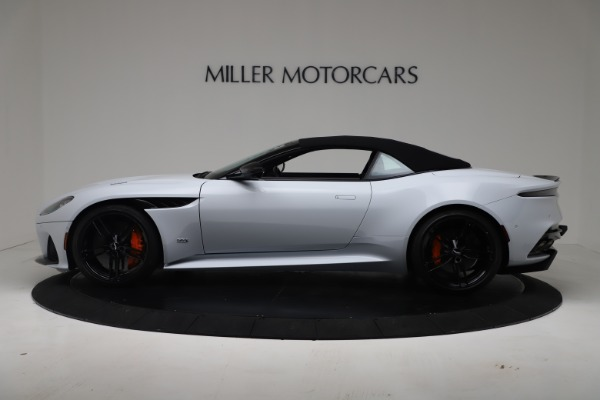 New 2020 Aston Martin DBS Superleggera Volante Convertible for sale Sold at Maserati of Greenwich in Greenwich CT 06830 14