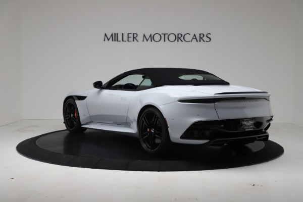 New 2020 Aston Martin DBS Superleggera Volante Convertible for sale Sold at Maserati of Greenwich in Greenwich CT 06830 15