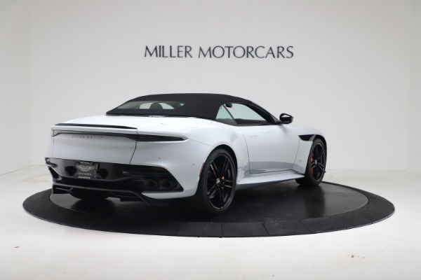 New 2020 Aston Martin DBS Superleggera Volante Convertible for sale Sold at Maserati of Greenwich in Greenwich CT 06830 16