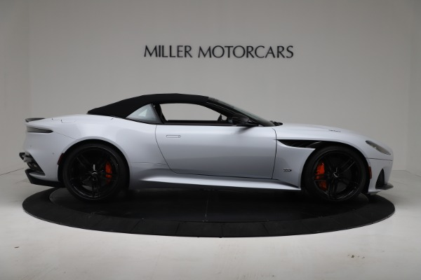 New 2020 Aston Martin DBS Superleggera Volante Convertible for sale Sold at Maserati of Greenwich in Greenwich CT 06830 17