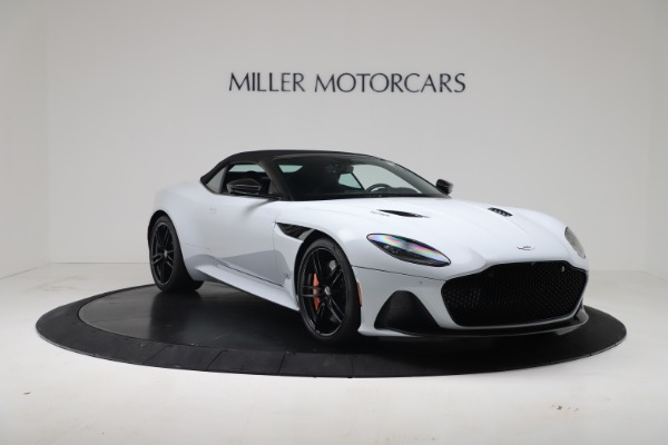New 2020 Aston Martin DBS Superleggera Volante Convertible for sale Sold at Maserati of Greenwich in Greenwich CT 06830 18
