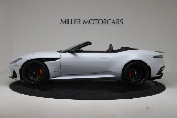 New 2020 Aston Martin DBS Superleggera Volante Convertible for sale Sold at Maserati of Greenwich in Greenwich CT 06830 2