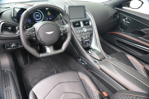 New 2020 Aston Martin DBS Superleggera Volante Convertible for sale Sold at Maserati of Greenwich in Greenwich CT 06830 20