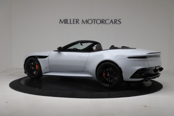 New 2020 Aston Martin DBS Superleggera Volante Convertible for sale Sold at Maserati of Greenwich in Greenwich CT 06830 3