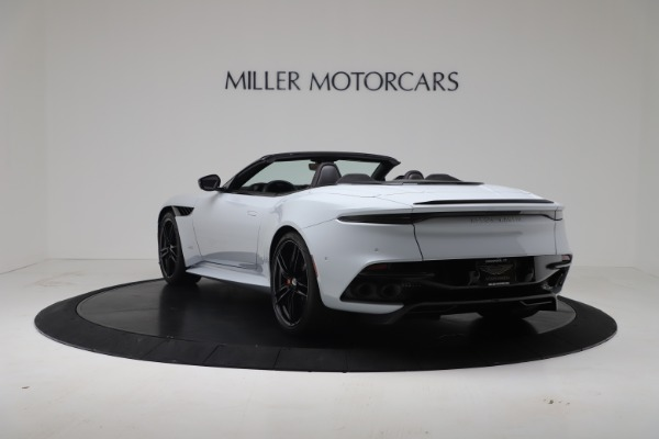 New 2020 Aston Martin DBS Superleggera Volante Convertible for sale Sold at Maserati of Greenwich in Greenwich CT 06830 4