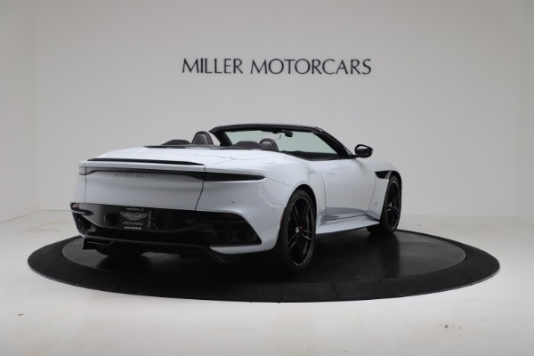 New 2020 Aston Martin DBS Superleggera Volante Convertible for sale Sold at Maserati of Greenwich in Greenwich CT 06830 6