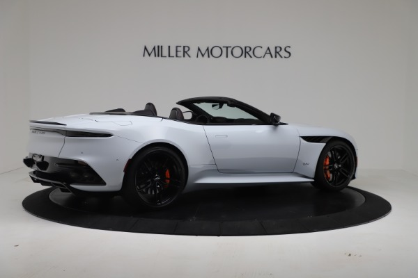 New 2020 Aston Martin DBS Superleggera Volante Convertible for sale Sold at Maserati of Greenwich in Greenwich CT 06830 7