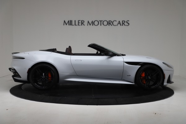 New 2020 Aston Martin DBS Superleggera Volante Convertible for sale Sold at Maserati of Greenwich in Greenwich CT 06830 8