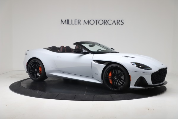 New 2020 Aston Martin DBS Superleggera Volante Convertible for sale Sold at Maserati of Greenwich in Greenwich CT 06830 9