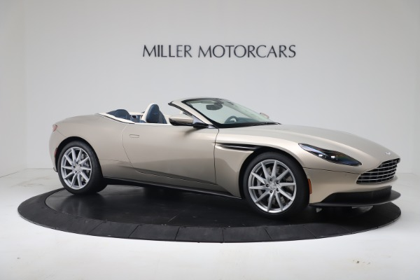 New 2020 Aston Martin DB11 Volante Convertible for sale $255,556 at Maserati of Greenwich in Greenwich CT 06830 10