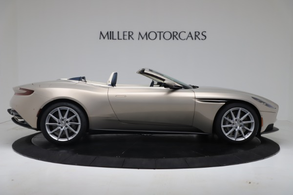New 2020 Aston Martin DB11 Volante Convertible for sale $255,556 at Maserati of Greenwich in Greenwich CT 06830 11