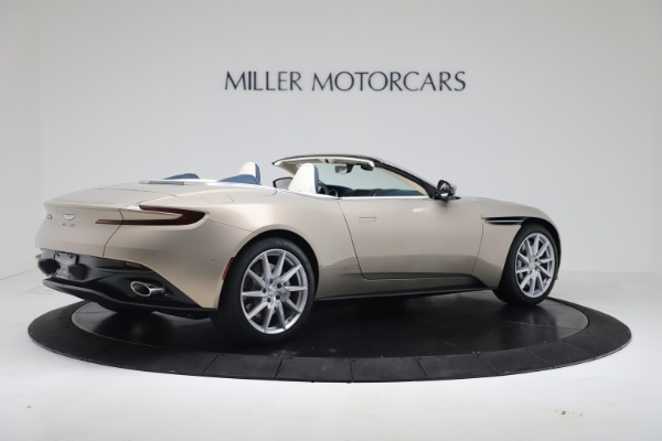 New 2020 Aston Martin DB11 Volante Convertible for sale $255,556 at Maserati of Greenwich in Greenwich CT 06830 13