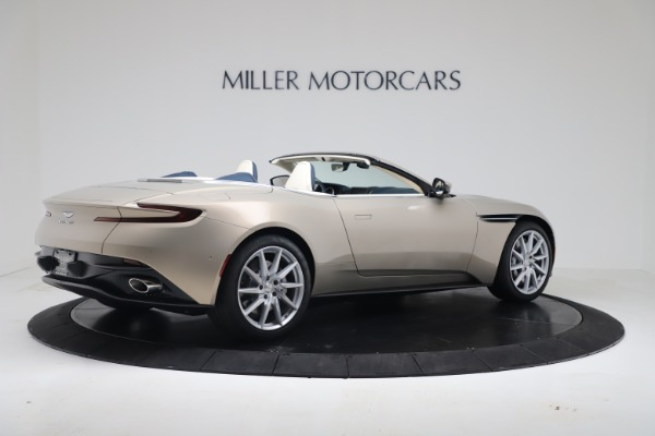 New 2020 Aston Martin DB11 Volante Convertible for sale $255,556 at Maserati of Greenwich in Greenwich CT 06830 14