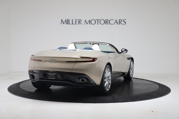 New 2020 Aston Martin DB11 Volante Convertible for sale $255,556 at Maserati of Greenwich in Greenwich CT 06830 15