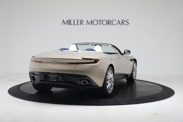 New 2020 Aston Martin DB11 Volante Convertible for sale $255,556 at Maserati of Greenwich in Greenwich CT 06830 16