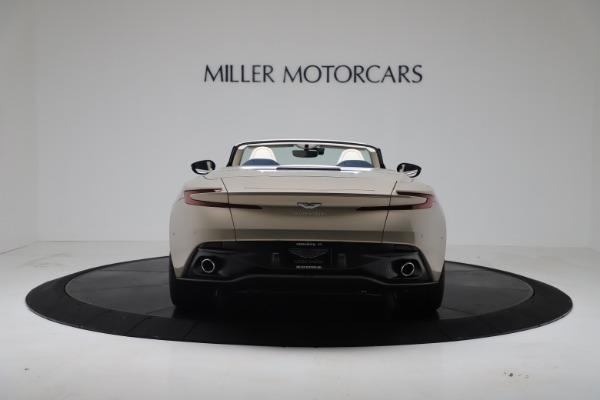 New 2020 Aston Martin DB11 Volante Convertible for sale $255,556 at Maserati of Greenwich in Greenwich CT 06830 17