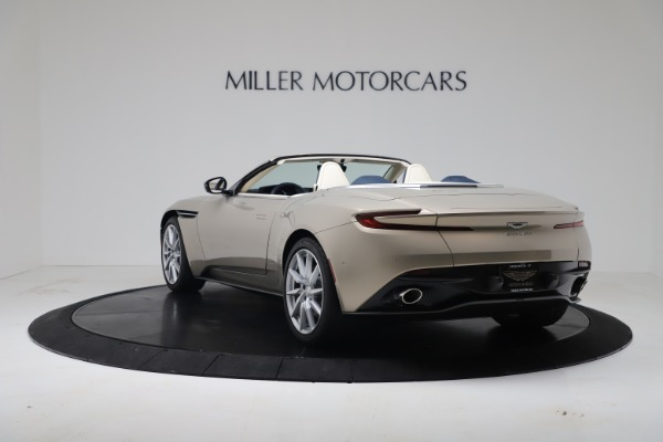New 2020 Aston Martin DB11 Volante Convertible for sale $255,556 at Maserati of Greenwich in Greenwich CT 06830 20